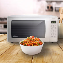 Panasonic NN-SN736W 1250W Countertop Microwave With Sensor Cooking Inverter Technology - White