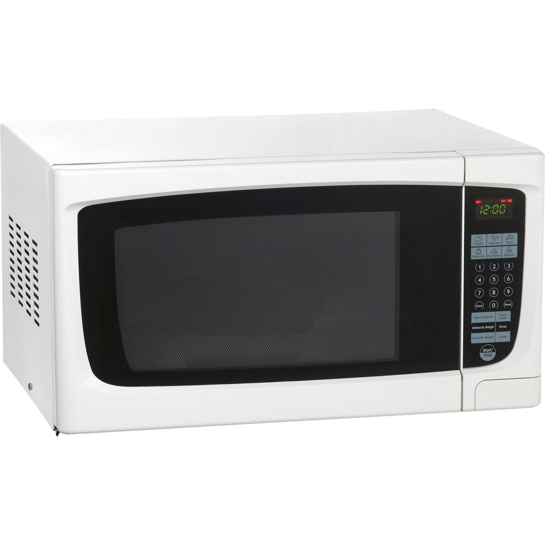 Avanti MO1450TW 1000W Electric Microwave Touch Pad Sensor Cooking - White
