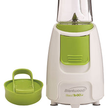 Brentwood Personal Blender 300W Blend To Go White JB-196