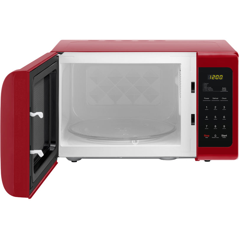 Microwave Oven Magic Cleaner: Magic Chef MCD993R Countertop Microwave 900W