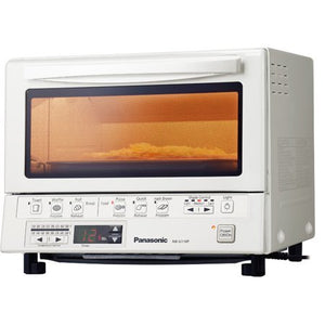 Panasonic NB-G110PW 1300W Toaster Oven Flash Xpress - White