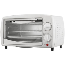 Brentwood TS-345W Toaster Oven With Broiler 4 Slice 700W - White