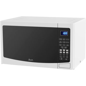 Avanti MT12V0W 1000W Countertop Microwave Touch - White
