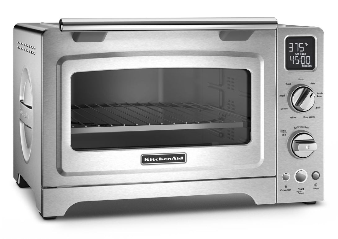 KitchenAid KCO275SS Digital Convection Toaster Oven 1800W - Stainless Steel