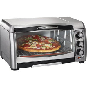 Hamilton Beach 31333D Convection Toaster Oven With Broiler 6 Slice - Stainless Steel