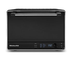 KitchenAid KCO255BM Dual Convection Toaster Oven 1800W - Matte Black
