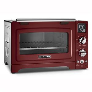 KitchenAid KCO275GC Digital Convection Toaster Oven 1800W  - Gloss Cinnamon