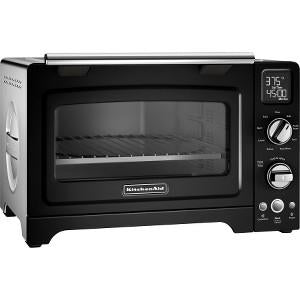 KitchenAid KCO275OB Digital Convection Toaster Oven With 1800W  - Onyx Black