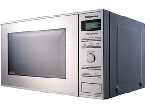 Panasonic NN-SD372SR 950W Compact Countertop Microwave With Inverter Technology - Stainless Steel
