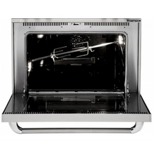"Capital COB362G2 Connoisseurian 36"" Dual Fuel Self Clean Range 4 Open Burners With 5.4 Cu. Ft. Convection Oven + 12"" Griddle"