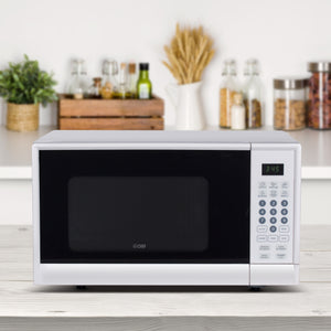 Commercial Chef CHM990W Countertop Microwave 900W - White