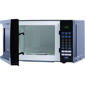 Commercial Chef CHM770B Countertop Microwave 700W - Black