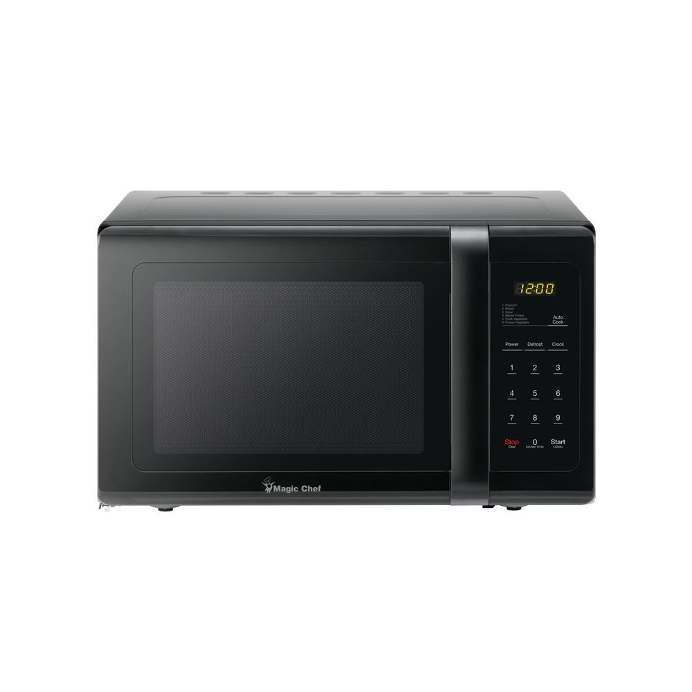 Magic Chef MCD993B Countertop Microwave 900W - Black