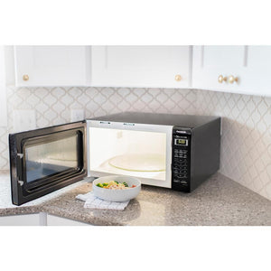 Panasonic NN-SN736B 1250W Countertop Microwave With Sensor Cooking Inverter Technology - Black