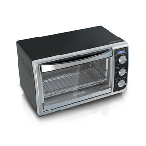Black & Decker TO1675B Convection Toaster Oven 6-Slice - Silver