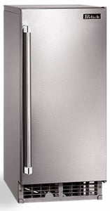Perlick H80CIMS-L 15in Cubelet Ice Maker With Stainless Steel Door 22lbs Ice Storage