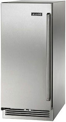 Perlick HP15RO-3-2L 15-Inch Built-In Undercounter Refrigerator Outdoor With Panel Ready Door - 2.8 Cu. Ft.