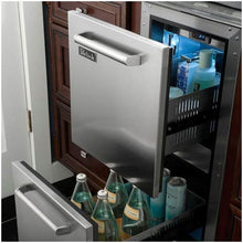 Perlick HP15RS-3-5 15-Inch Built-In Undercounter Refrigerator Drawers Stainless Steel - 2.8 Cu. Ft.