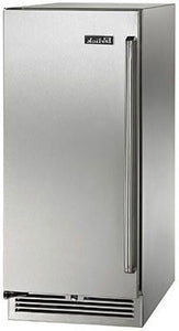 Perlick HP15RS-3-1L 15-Inch Built-In Undercounter Refrigerator Stainless Steel - 2.8 Cu. Ft.