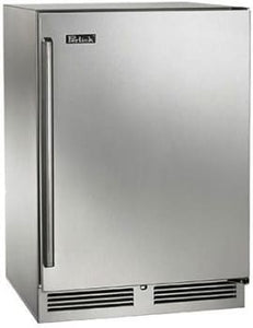 Perlick HP24RO-3-2L 24-Inch Built-In Undercounter Outdoor Refrigerator Drawers Panel Ready - 5.2 Cu. Ft.
