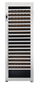 Cavavin V-265WSZ 30-Inch Built-In/Freestanding Wine Cooler 265 Bottles Capacity - Single Zone