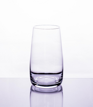 Cavavin CAV-0050 4-Piece Crystal Cocktail Highball Glasses - 370ML