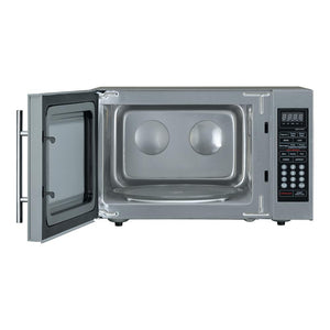 Magic Chef MCD1310ST Countertop Microwave 1000W - Stainless Steel