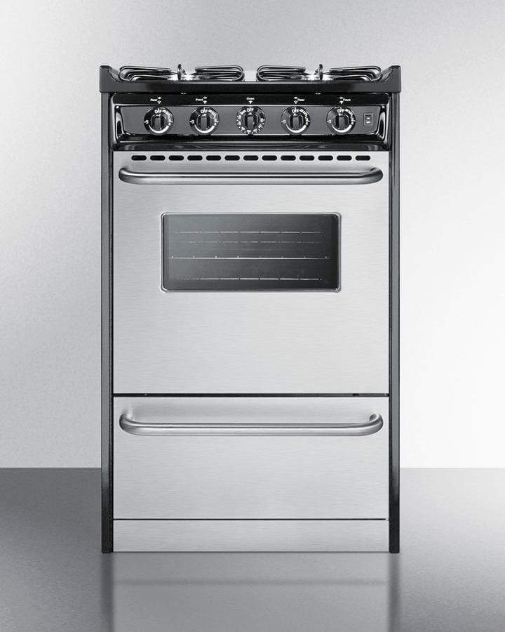 Summit Appliance Freestanding Ranges 20