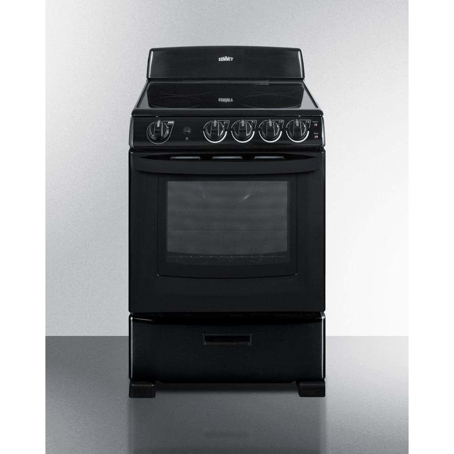 Summit Appliance Freestanding Ranges 24