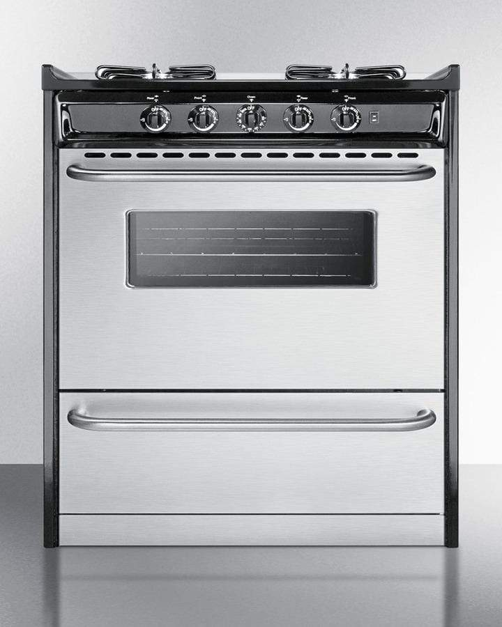 Summit Appliance Freestanding Ranges 30