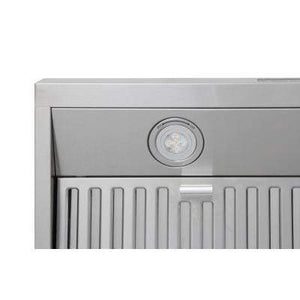 "Thor Kitchen Range Hoods 36"" Wall Mount Chimney Range Hood"