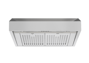 "Forza 30"" Under Cabinet Range Hood Stainless Steel FH3011"