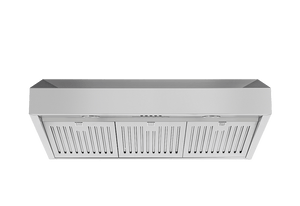 "Forza 36"" Under Cabinet Range Hood Stainless Steel FH3611"