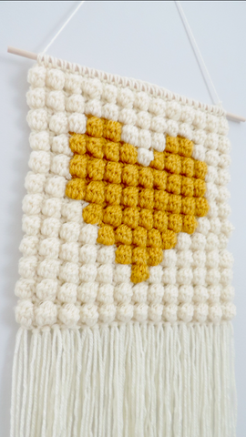 That's Amore Wall Hanging Pattern   by Sea to Sky Designs