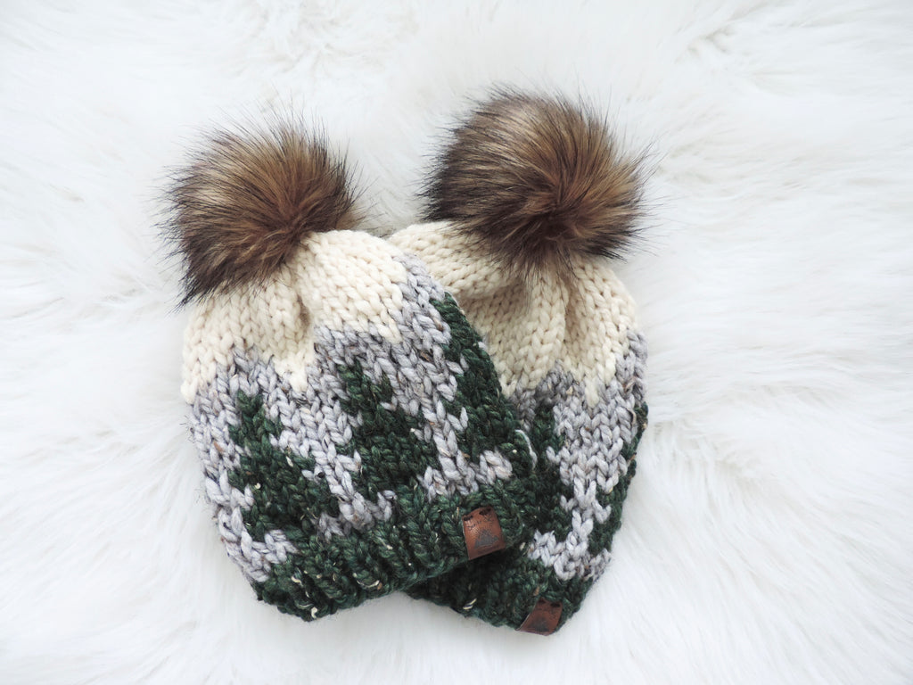 Made to Order - Mountaineer Knit Hat