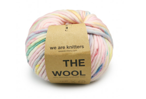 We Are Knitters The Wool - Yarnicorn
