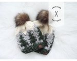 The Mountaineer Toque Knitting Pattern - Instant Download