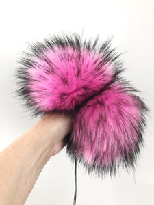 Made to Order - Bubblegum Faux Fur Pom