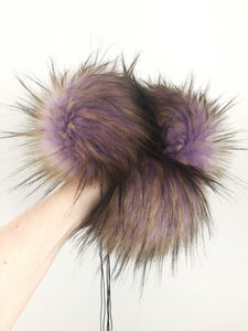 Made to Order - Passion Faux Fur Pom
