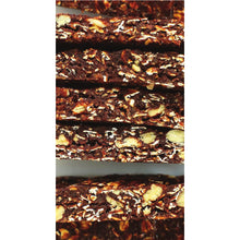 Load image into Gallery viewer, 100% Natural Healthy Walnuts and Oats Snack Bar Suitable for Vegans, Macrobiotic, Rich in Fibre and Proteins to Fuel Your Brain
