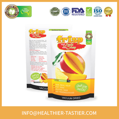 Organic Dry Mango with High Quality