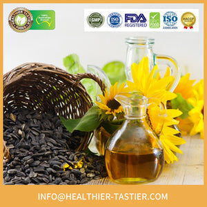 2017 high quality sunflower oil used cooking oil for sale