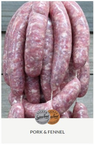 Australian Pork with Fennel Sausage 500g