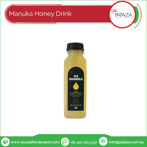 Australian Manuka Honey Real Fruit Juice