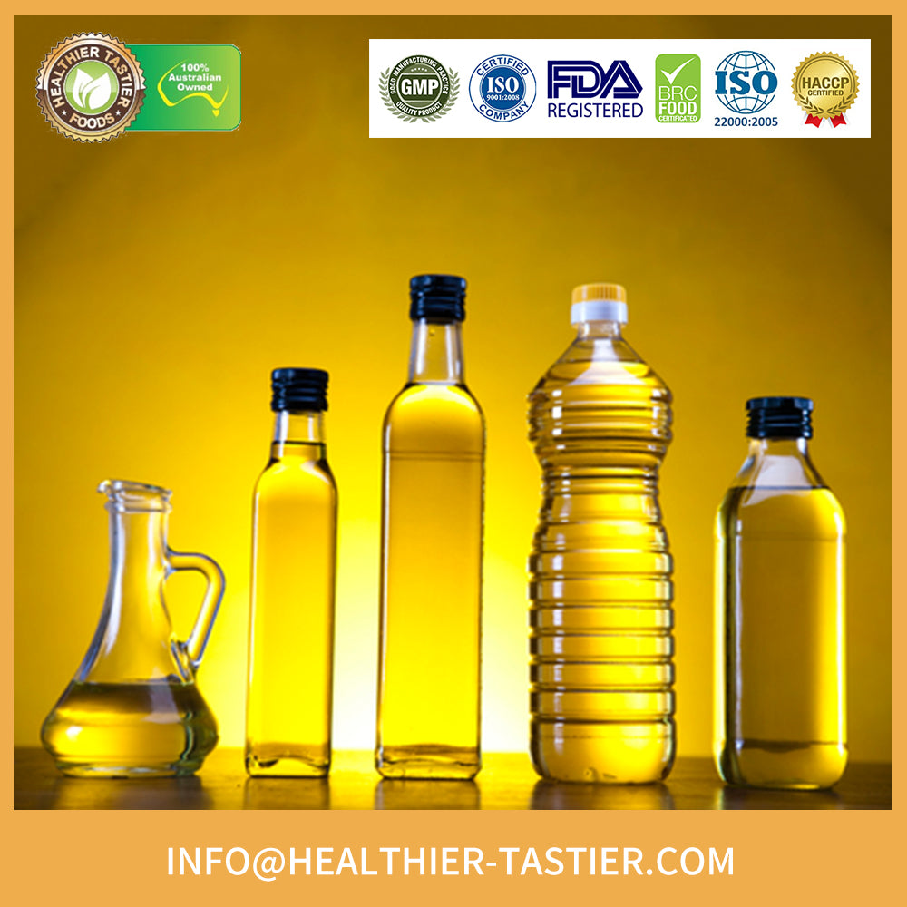 Cheapest price wholesale high quality organic cooking oil for sale