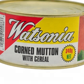 Corned Australian Mutton with Cereal