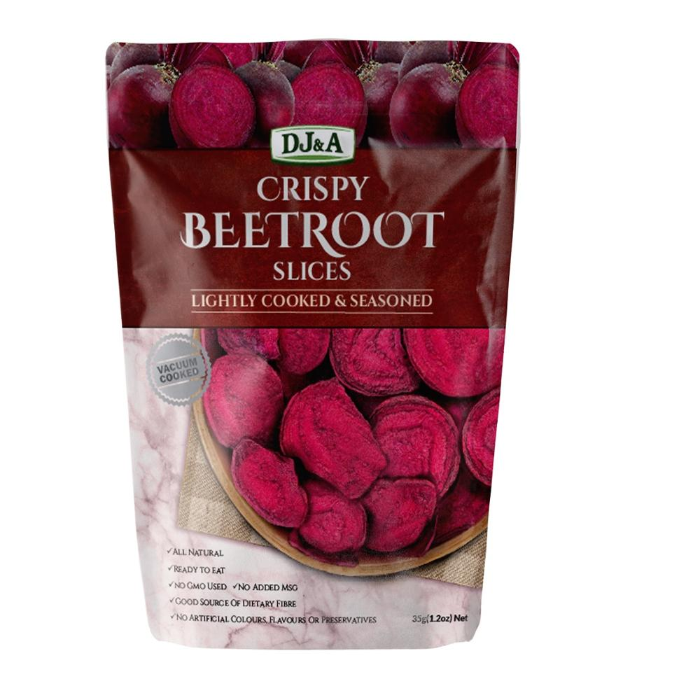 Crispy Beetroot Slices -Made in Australia