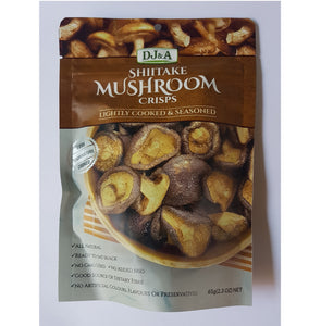 Mushroom Snacks made in Australia