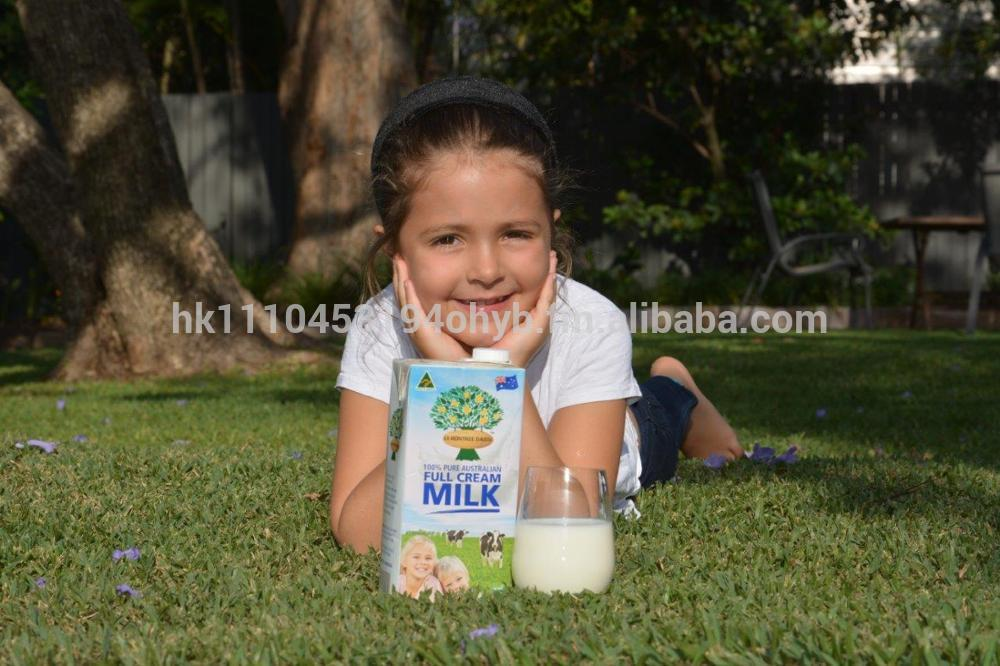 FULL Cream Milk & Low Fat Milk 1Liter