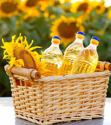 First class high oleic sunflower oil available in wholesale and retail